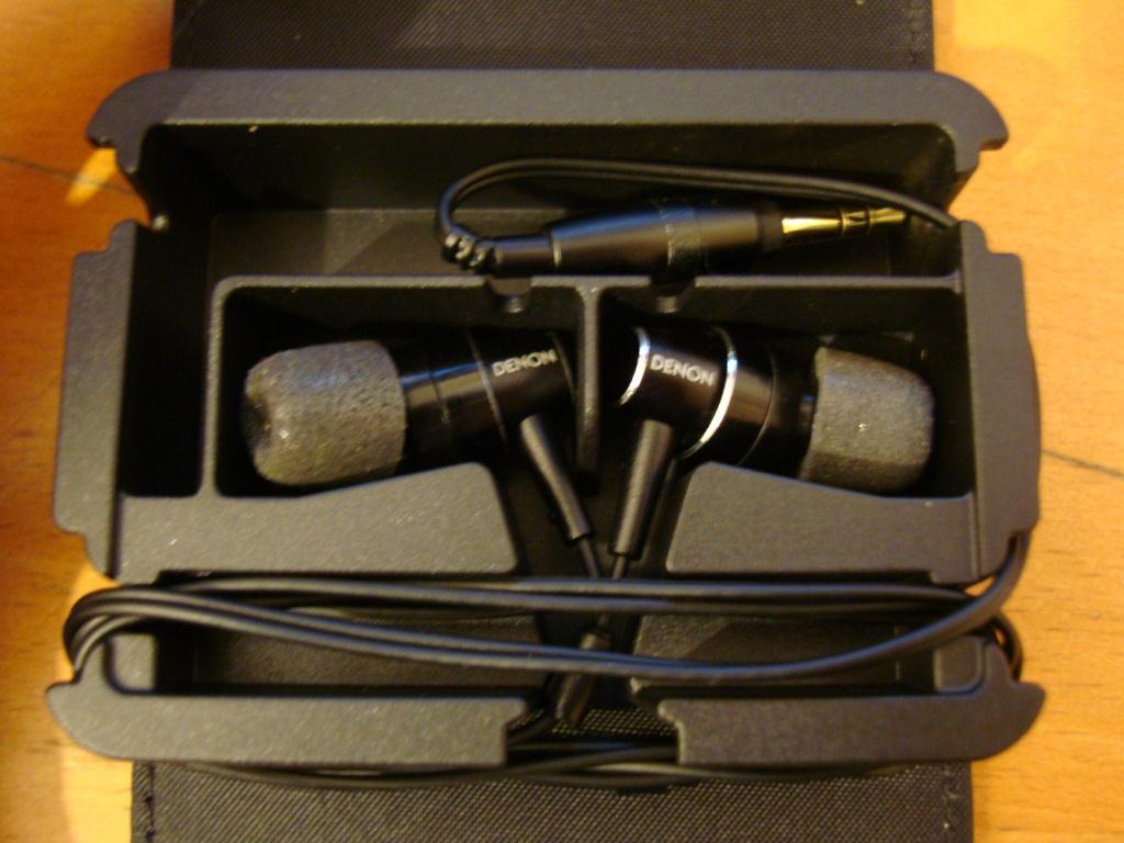 Denon AH-C710 case