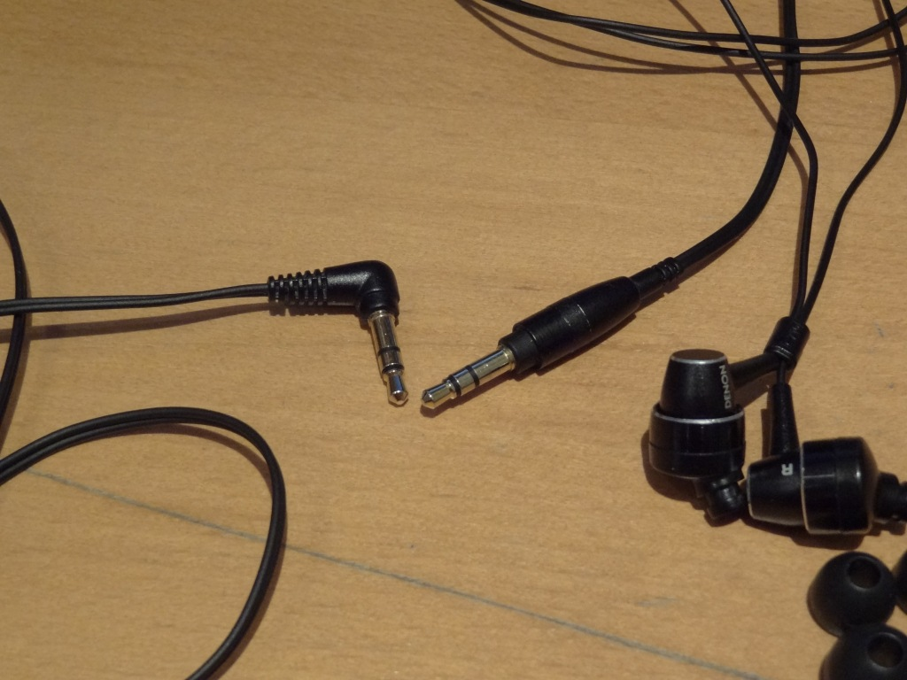 Denon C710 wire, extension and jack