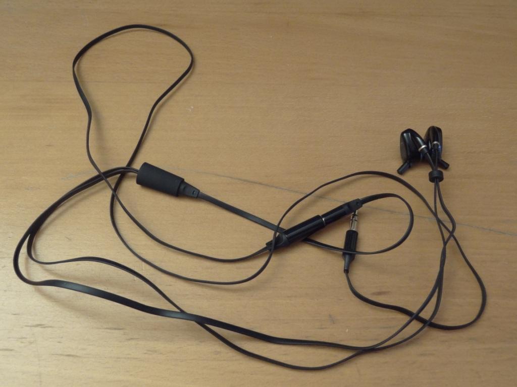 TDK BA200 - Earphones with extension cord