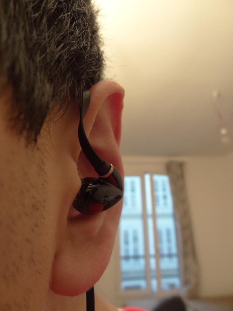 TDK BA200 - In-Ear