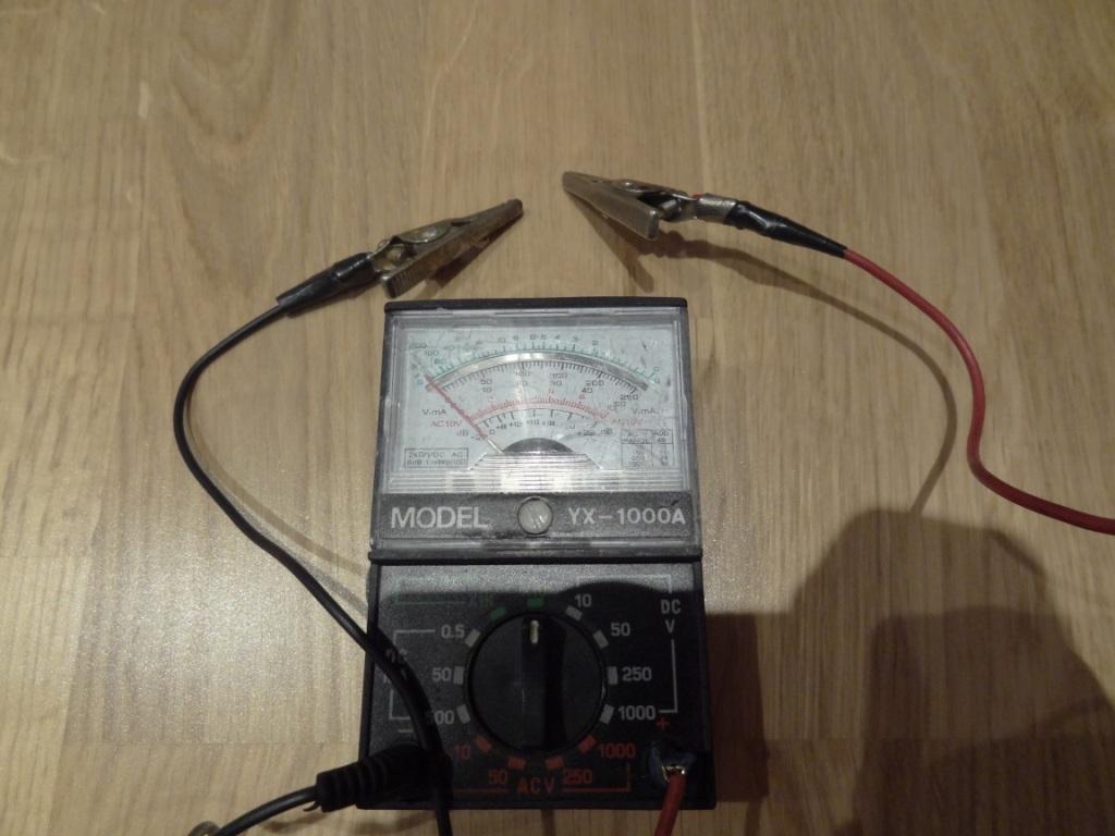 D2K Recabling - Multimeter