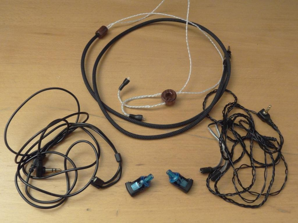 UE TF10 - 3 Cables