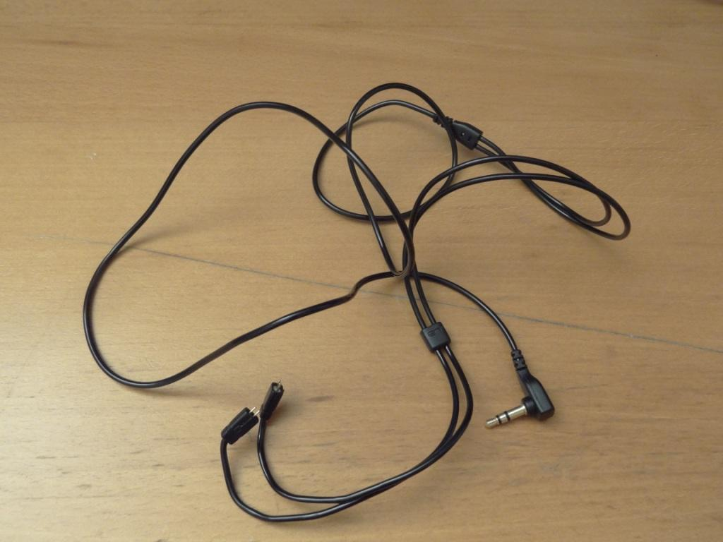 UE TF10 - Stock UE Cable