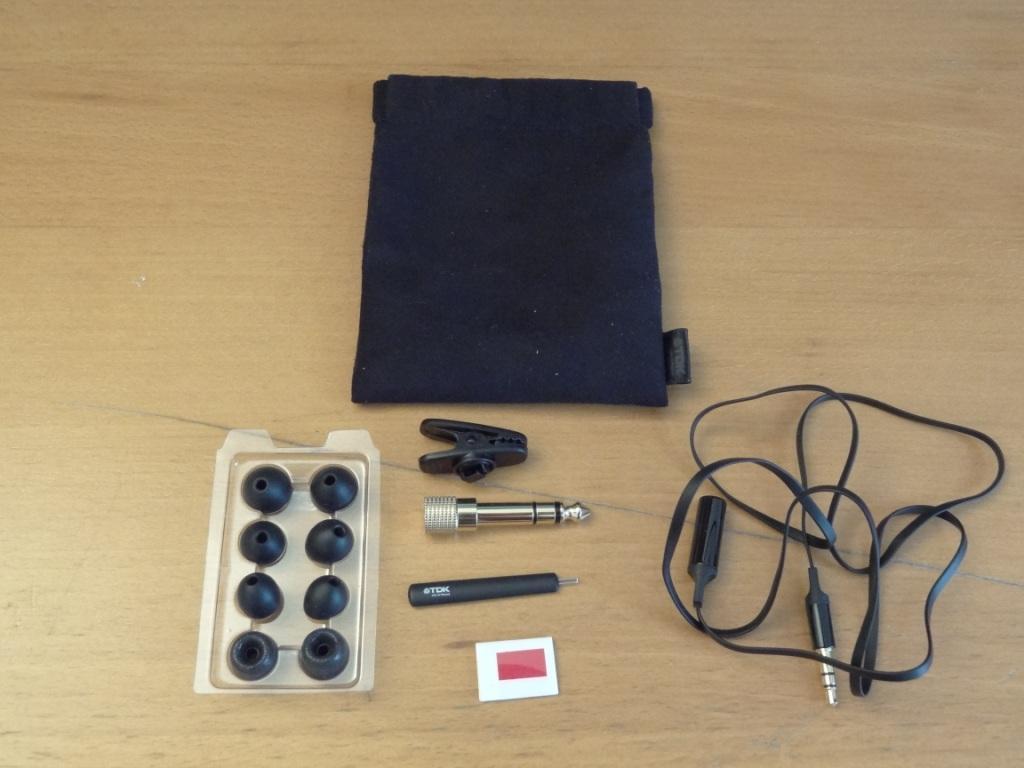 TDK BA100 - Accessories