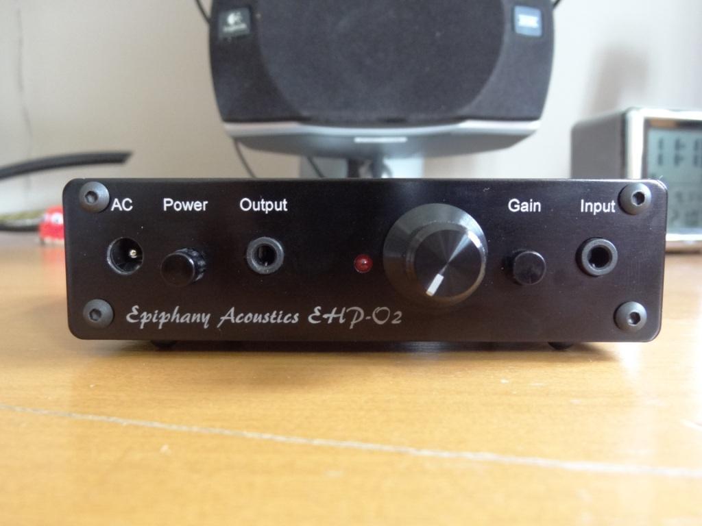 EHP-O2D - Front facing