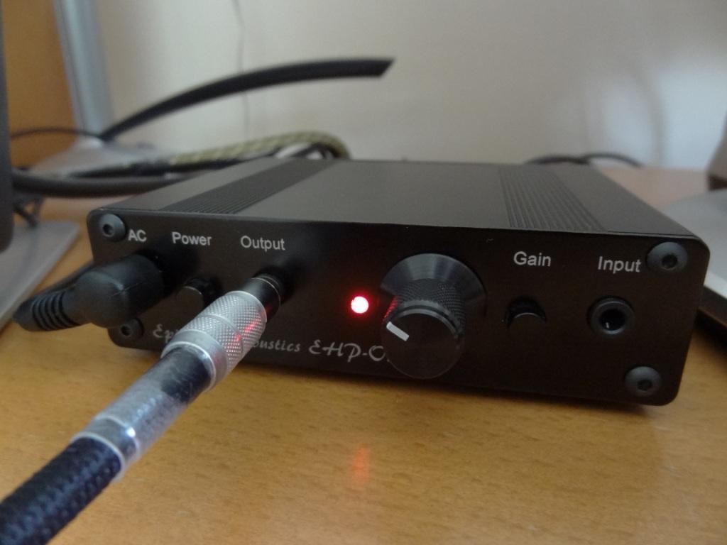 EHP-O2D - USB DAC mode