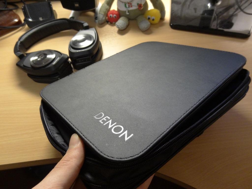 Denon AH-NCW500 - Case look