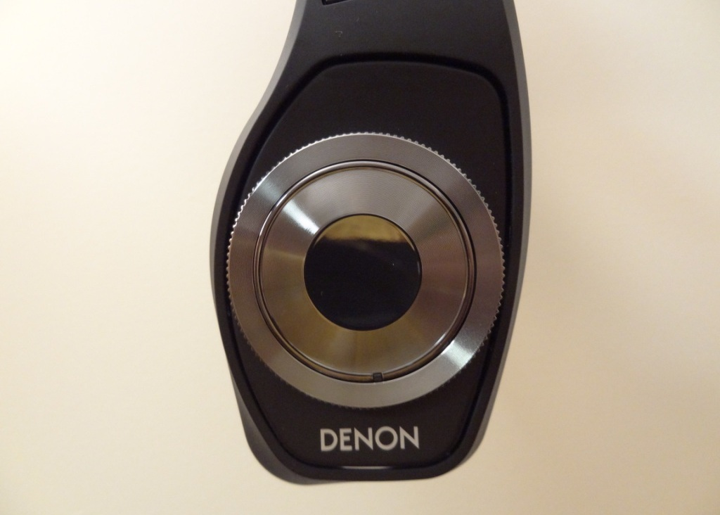 Denon AH-NCW500 - Wheel look