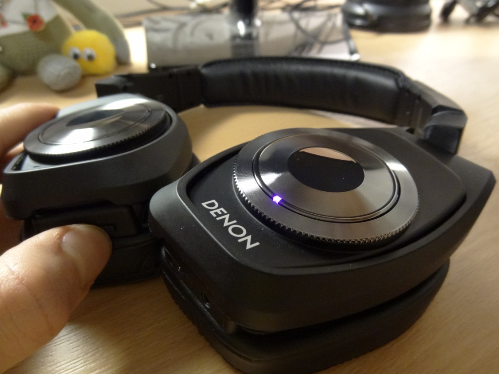 Denon AH-NCW500 - Bluetooth