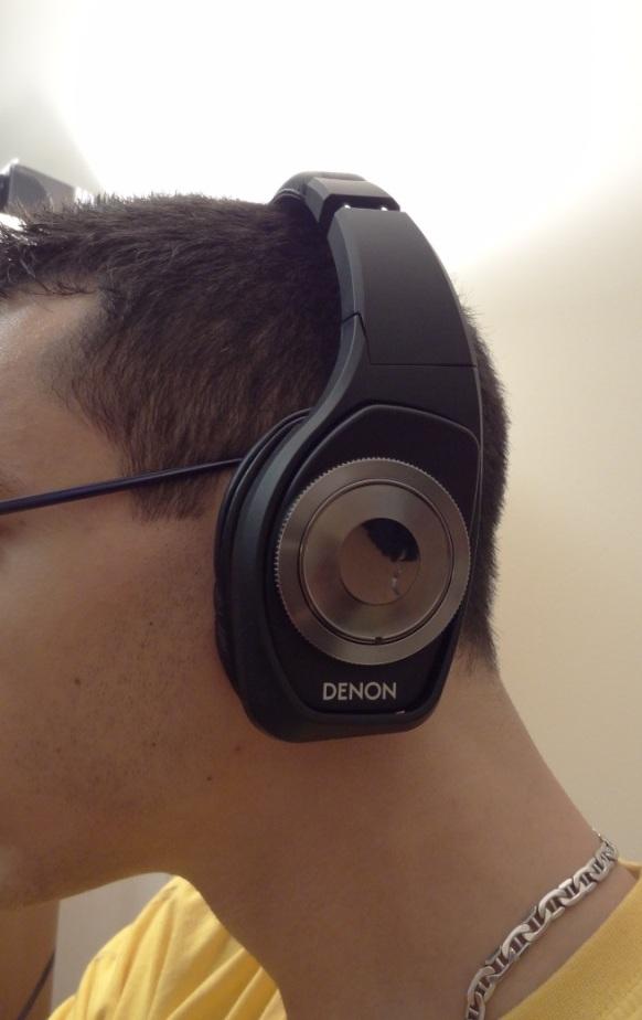 Denon AH-NCW500 - Looks