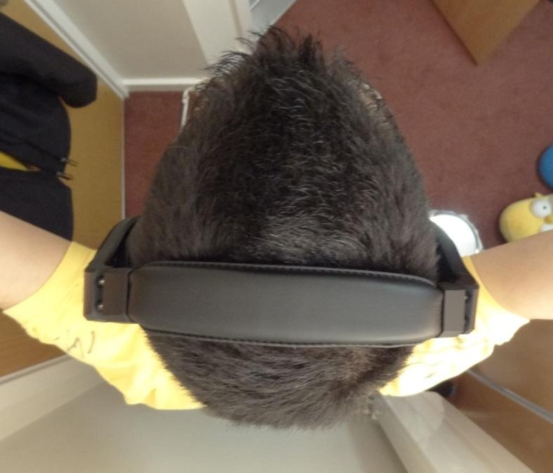 Denon AH-NCW500 - Headband