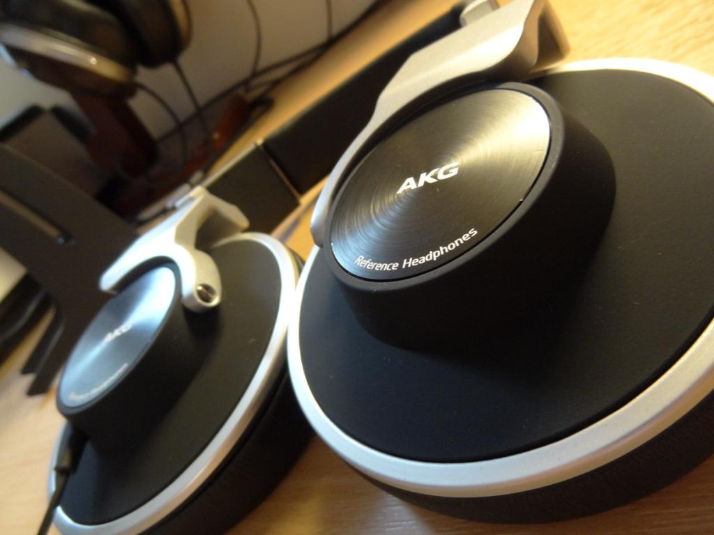 AKG K551 - Looks