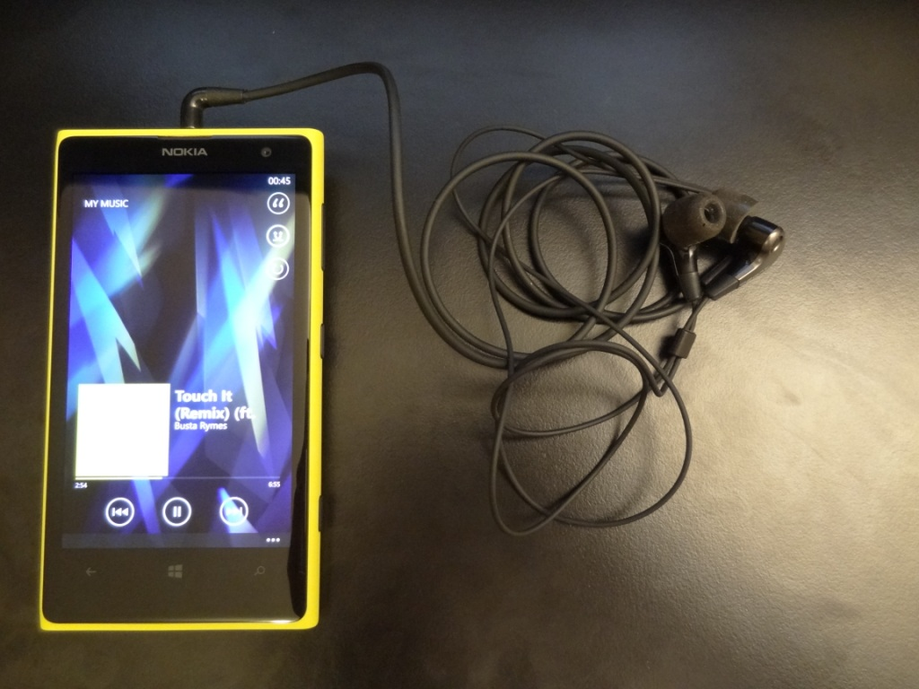 Lumia 1020 - PFE232 Connected