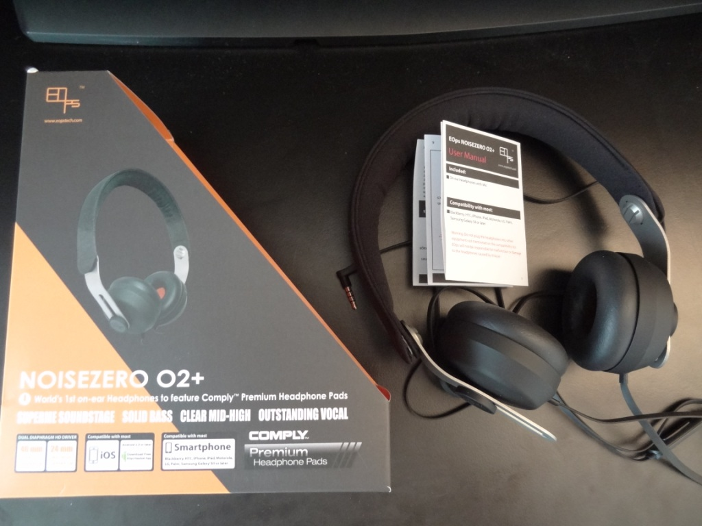 EOps Noisezero O2+ - Box
