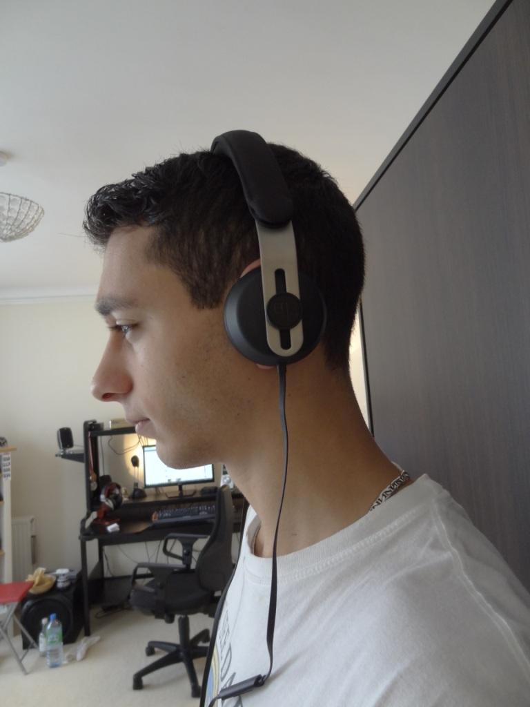 EOps Noisezero O2+ - Looks side