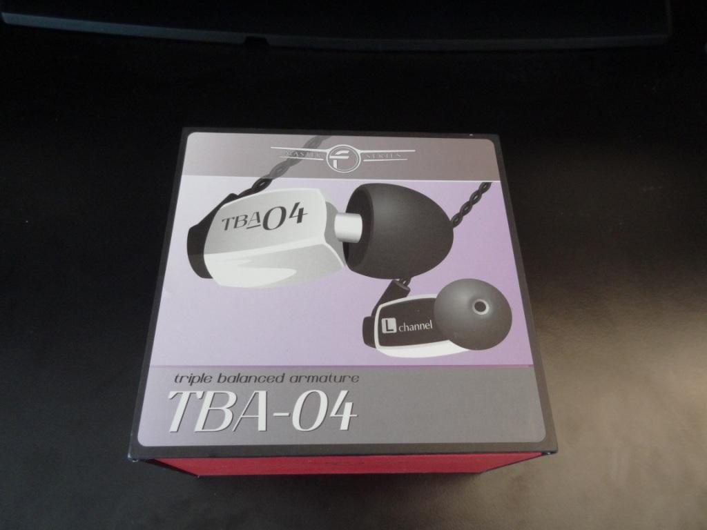 Fischer Audio TBA-04 - Box