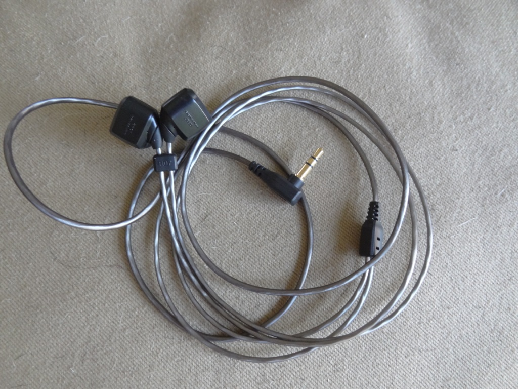 VSonic GR07 MK2 - Cable