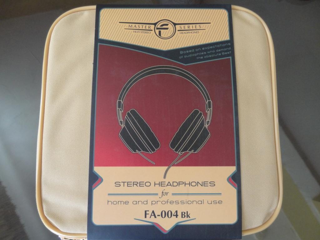 Fischer Audio FA-004 - Carrying case
