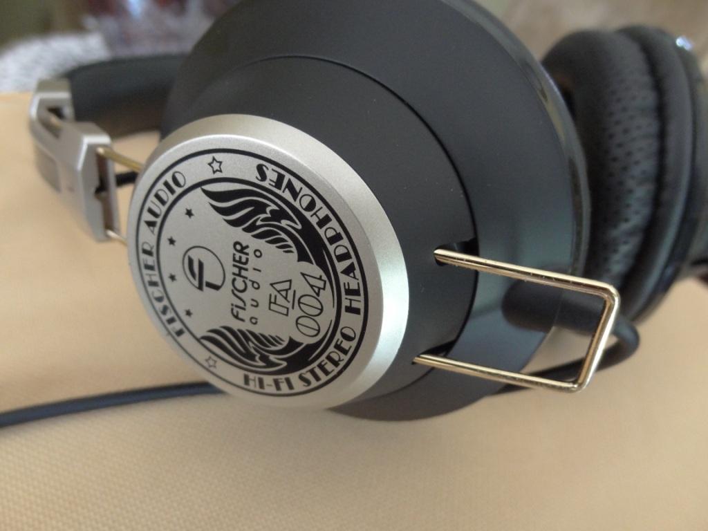 Fischer Audio FA-004 - Design