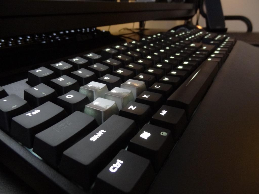 Perixx PX-5000 - Keys