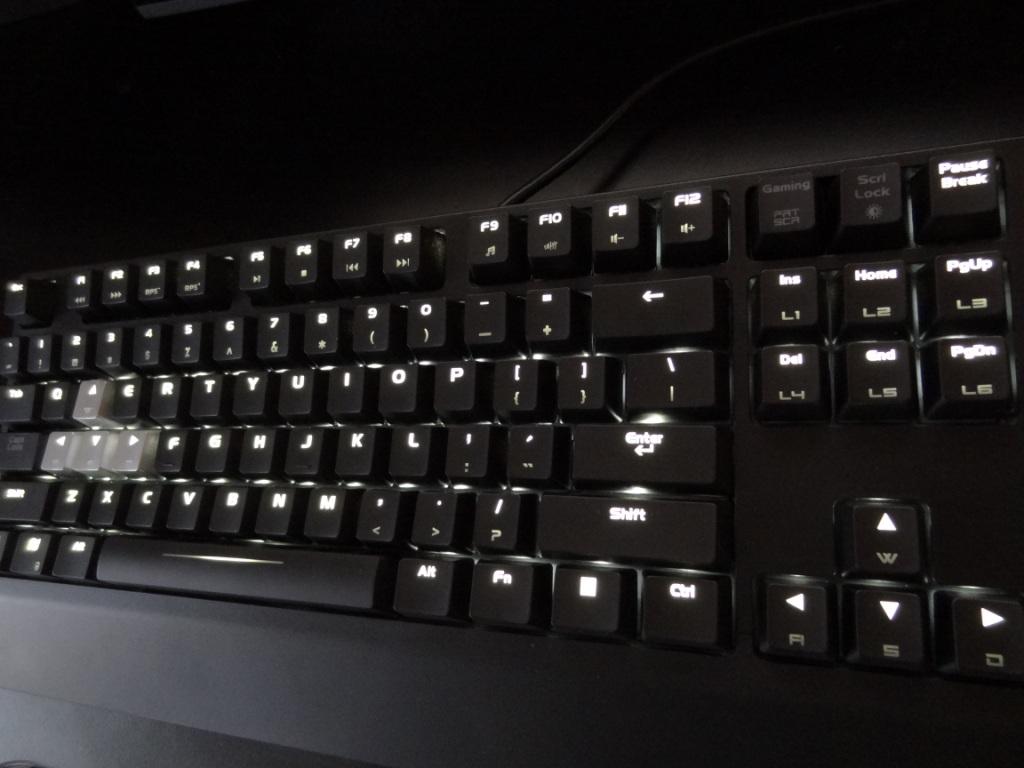 Perixx PX-5000 - Backlit