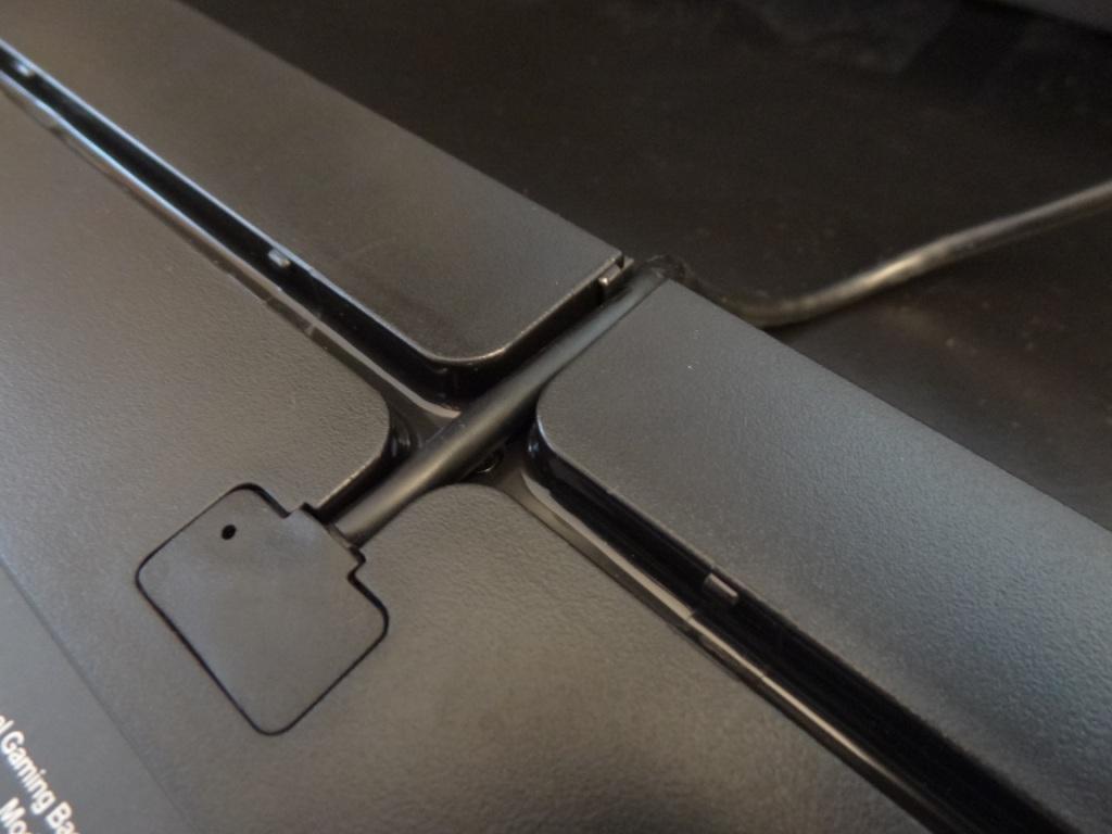 Perixx PX-5000 - Cable Management