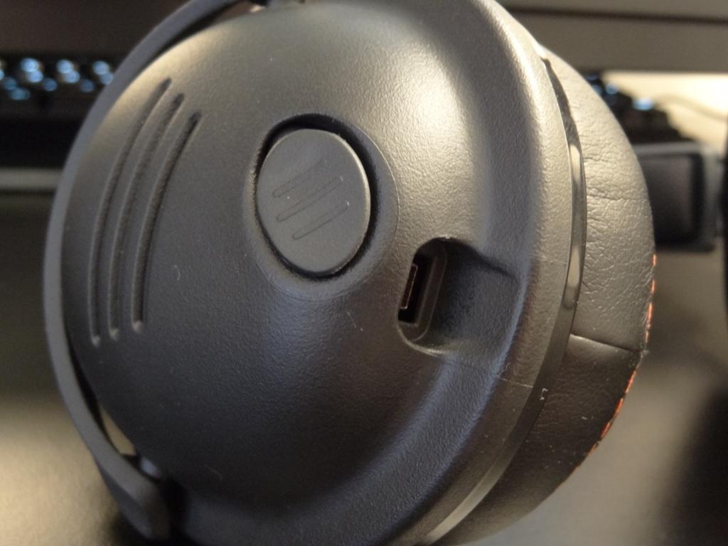 SteelSeries 9H Headset - Retractable microphone