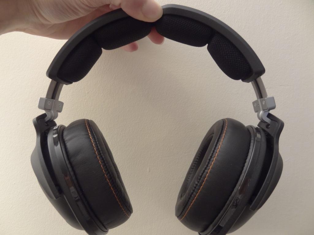SteelSeries 9H Headset - Design