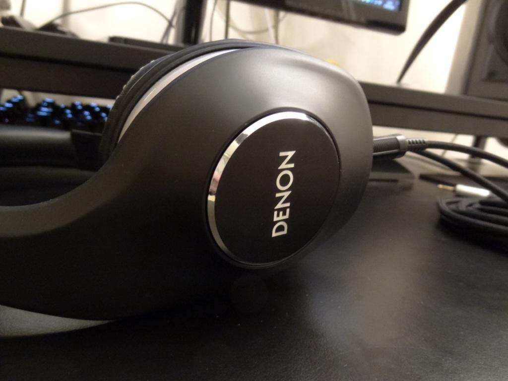 Denon AH-D600 - Looks