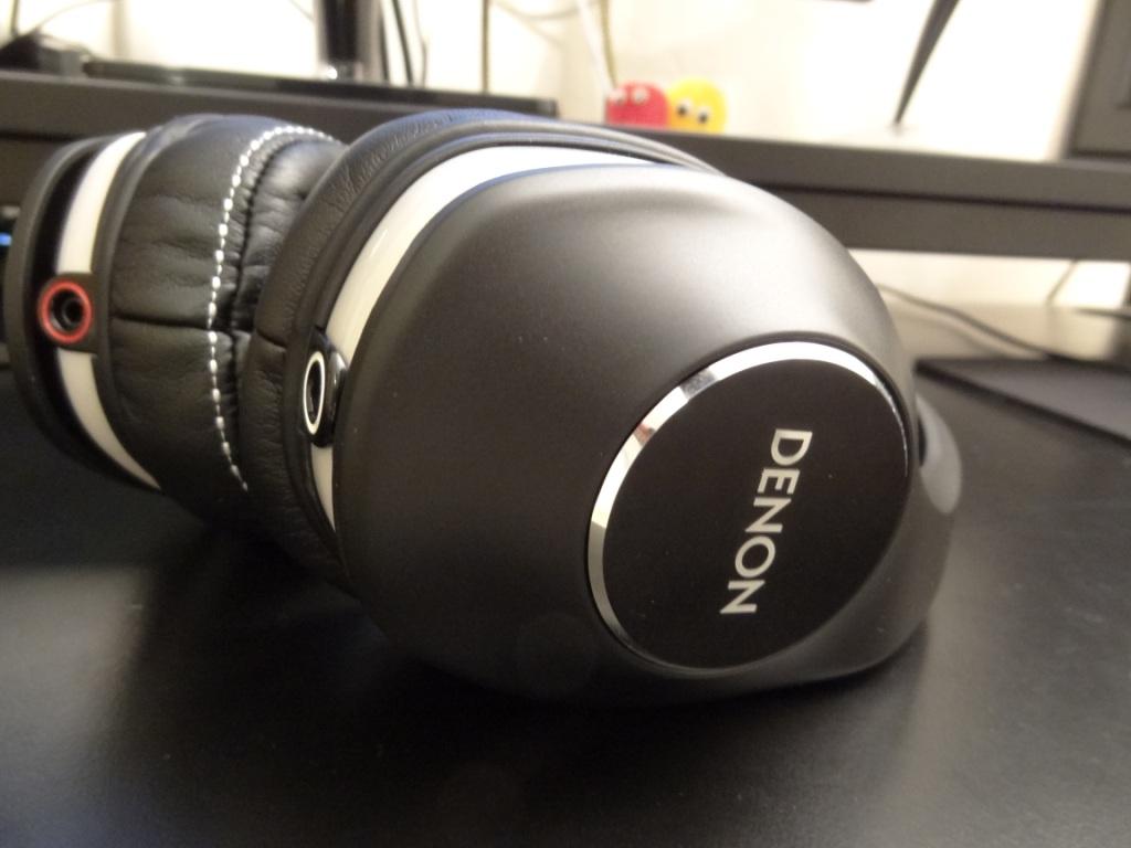 Denon AH-D600 - Design