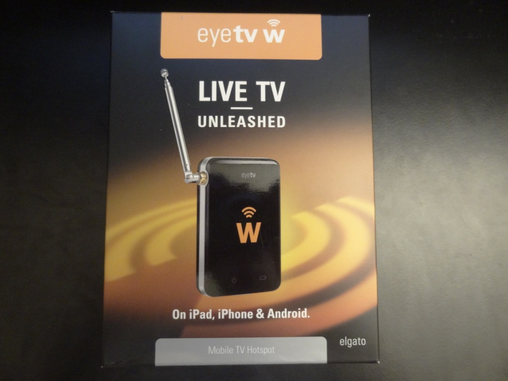 Elgato EyeTV W - Packaging