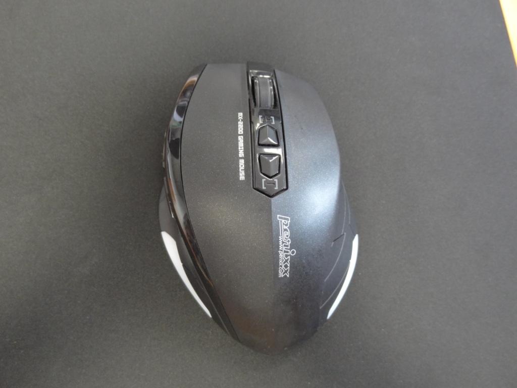 Perixx MX-2200 - Ergonomics