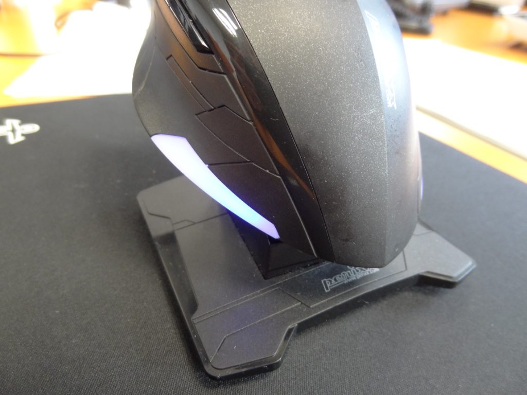 Perixx MX-2200 - Docked mouse
