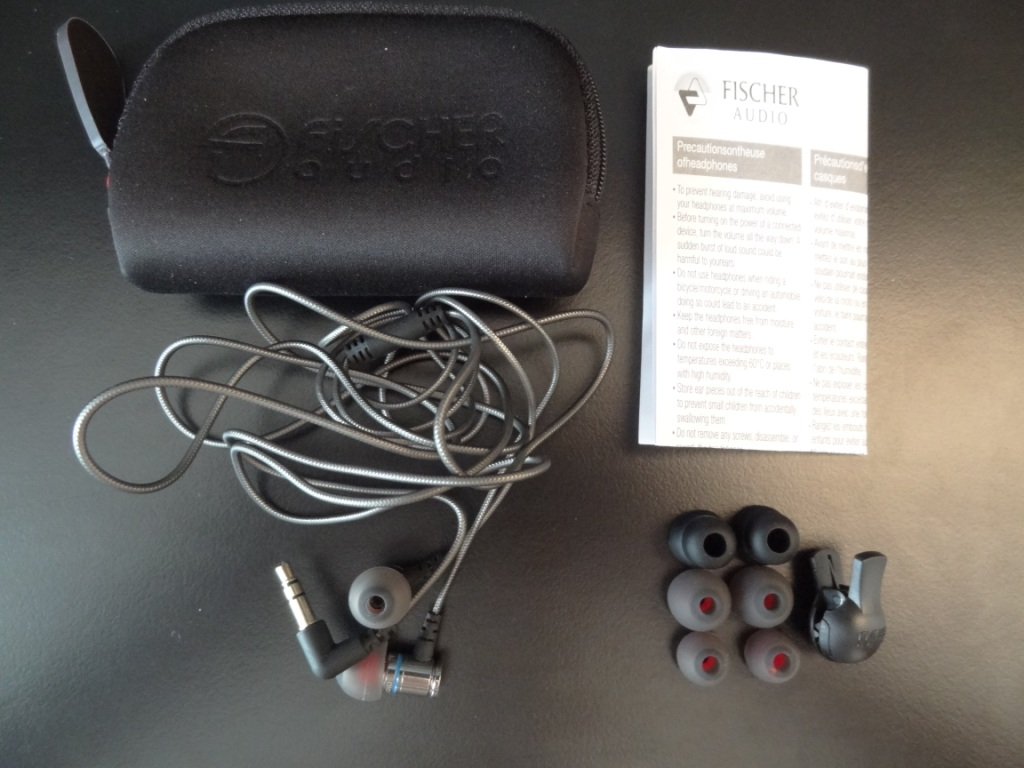 Fischer Audio 6mm Bullets - Contents