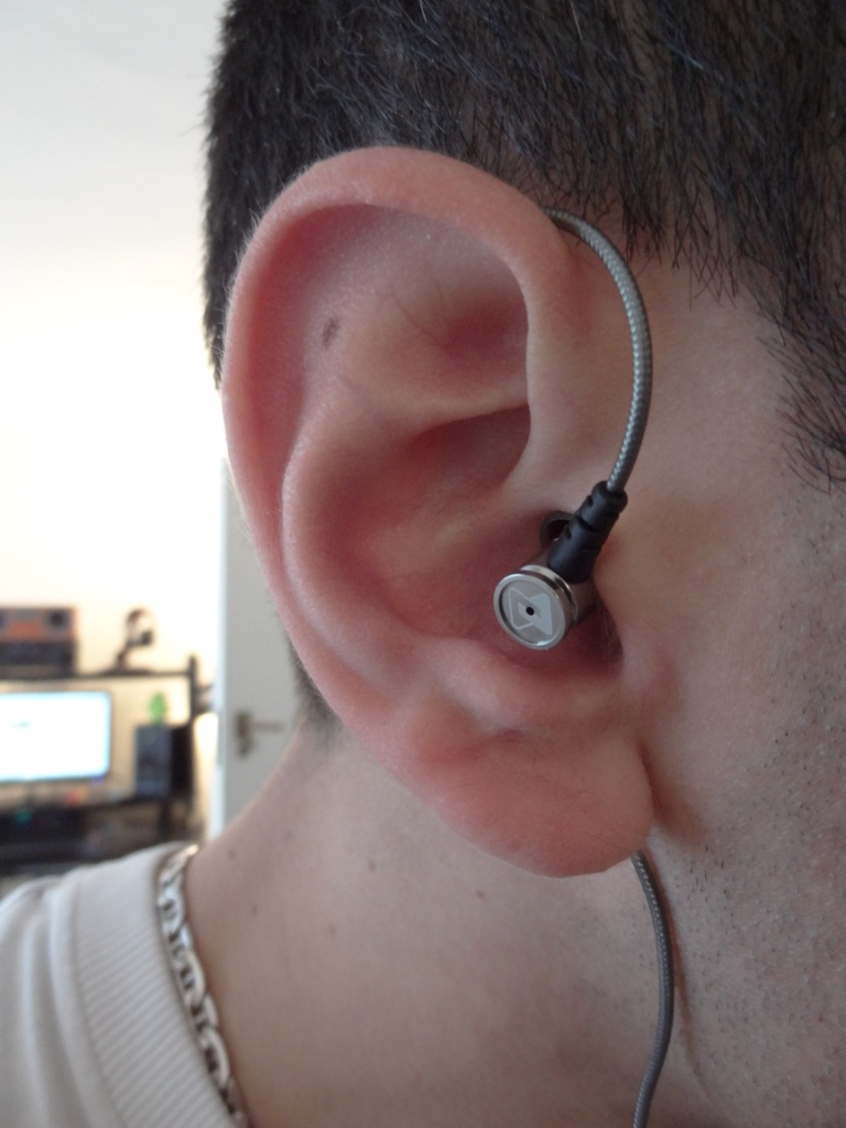 Fischer Audio 6mm Bullets - Over-the-ear