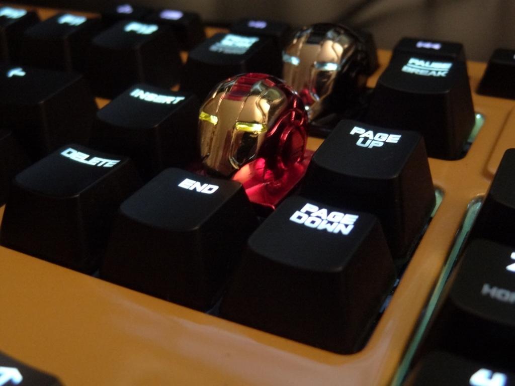 KeyPop - Iron Man & War Machine