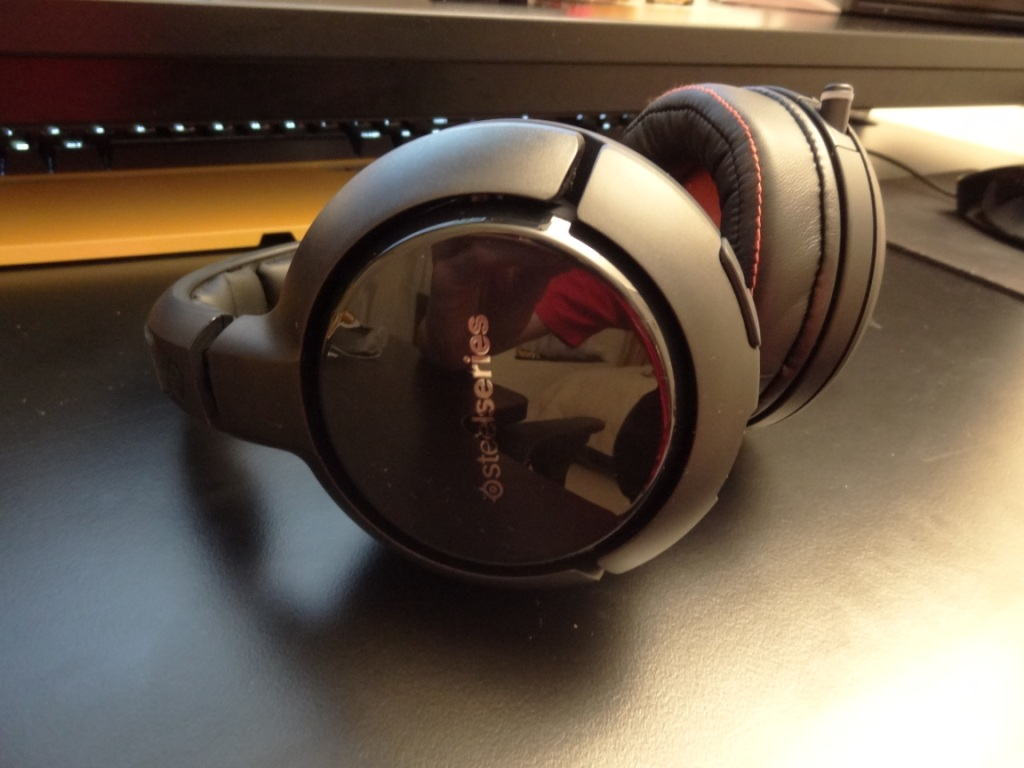 SteelSeries H Wireless - Cup