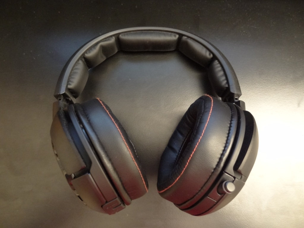 SteelSeries H Wireless - Design and build