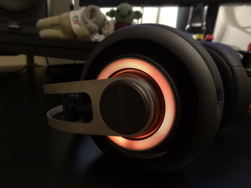 Steelseries Siberia Elite - Light
