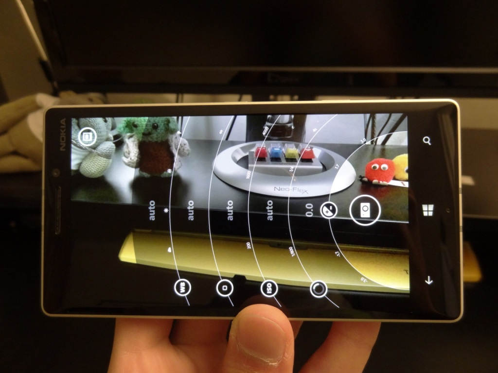 Lumia 930 - Camera