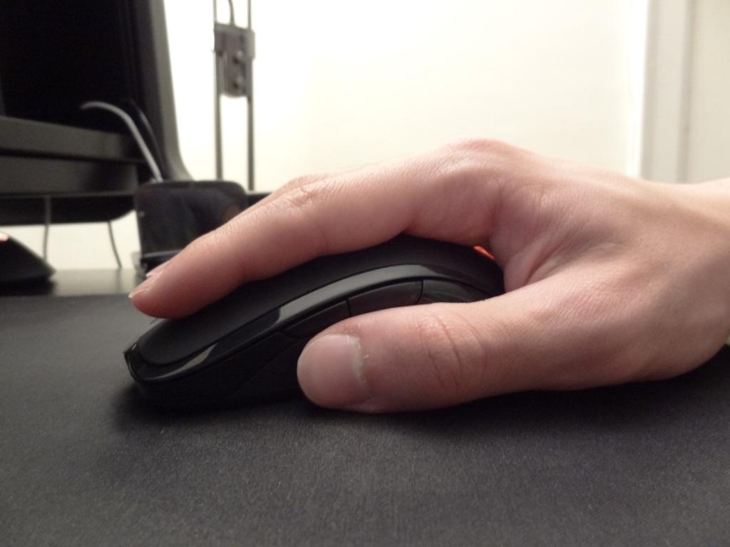 Sensei Wireless - Left buttons
