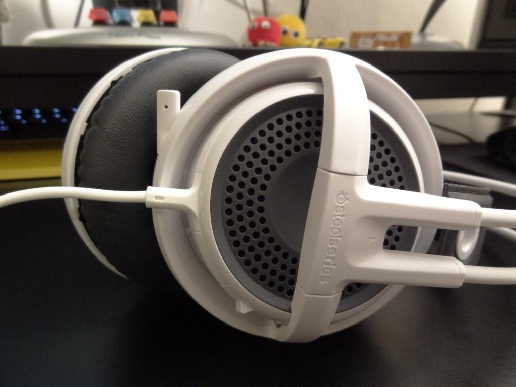 Steelseries Siberia V3 Headset - Design