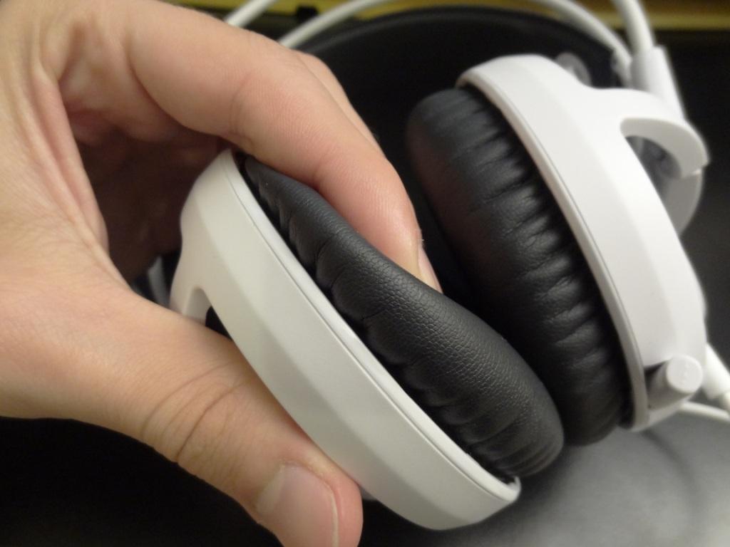 Steelseries Siberia V3 Headset - Pads
