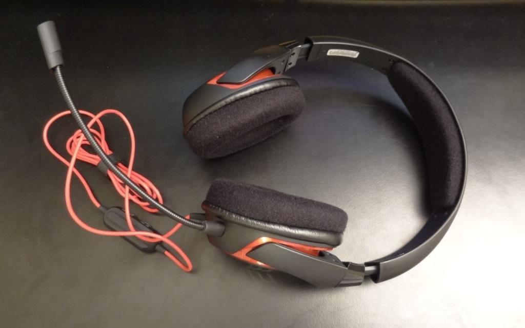Creative Inferno Headset - Design
