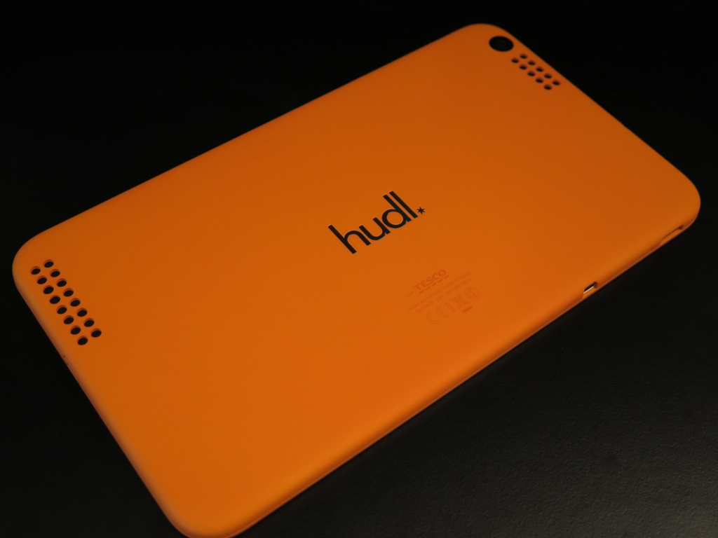 Tesco Hudl2 - Design