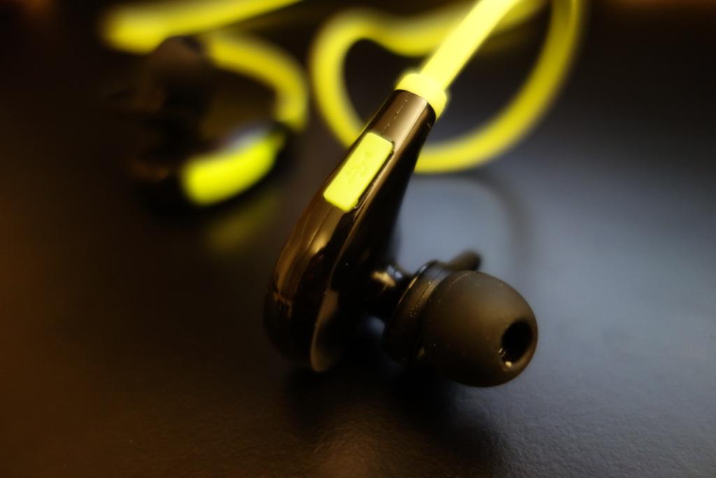 Soundpeats QY7 - MicroUSB port