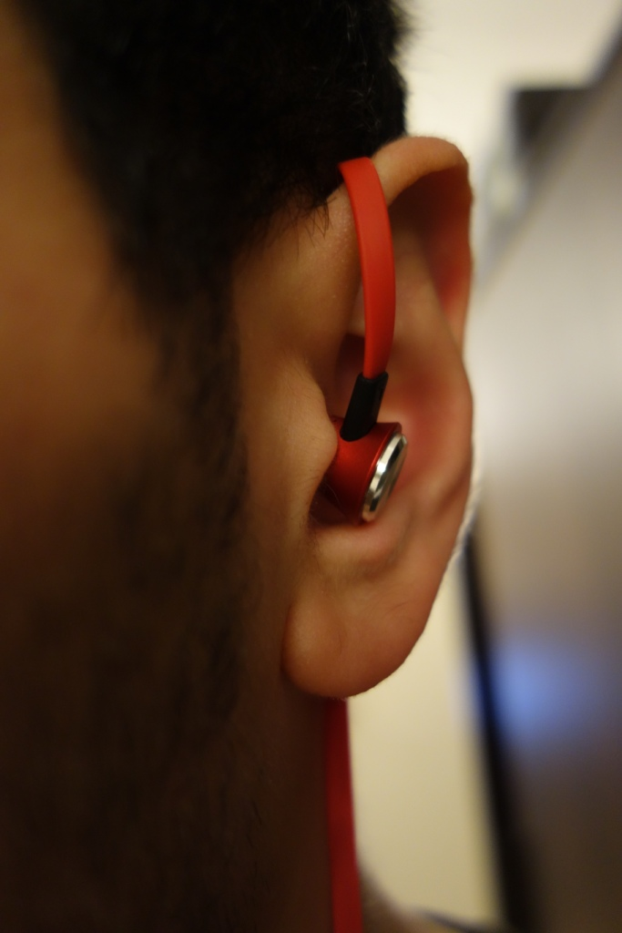 UBSOUND Fighter -  In-Ear over-the-ear