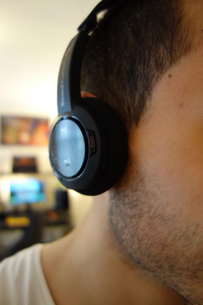 Creative Sound Blaster Jam - On-Ear