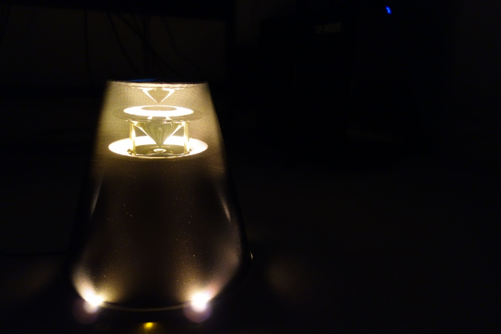 Yamaha LSX-170 - Night look
