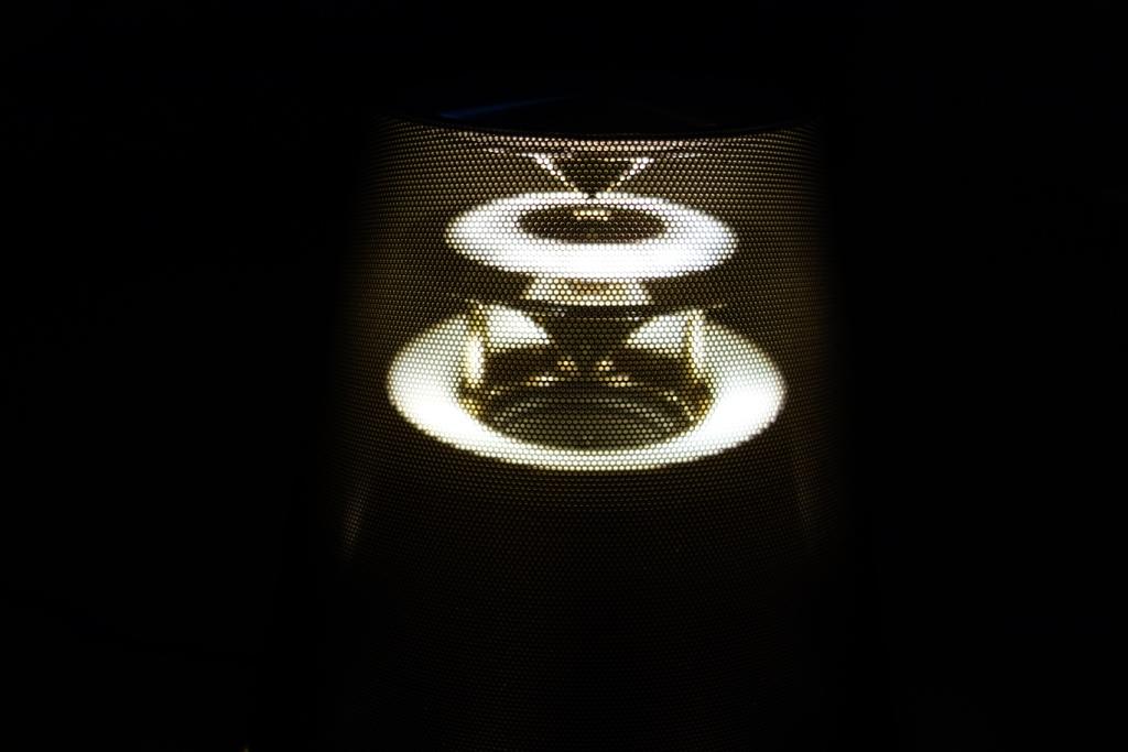 Yamaha LSX-170 - Driver close-up